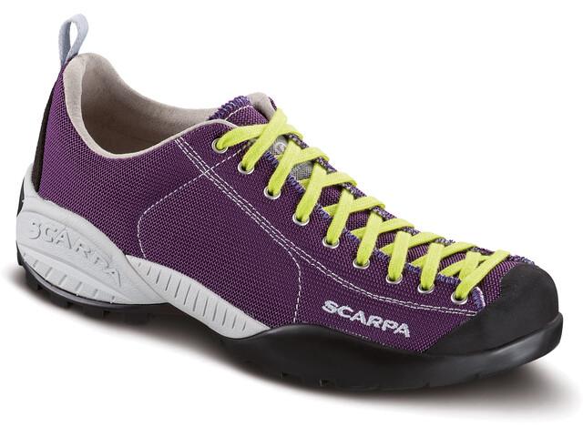 Scarpa Mojito Fresh Shoes Dame dark violet-lime